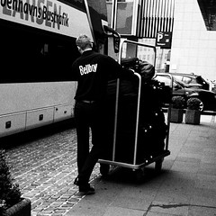 Explicit, no doubt about jobdescription  #streetphotography #copenhagen