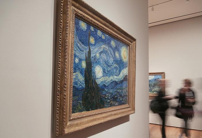 NYC Van Gogh MoMA