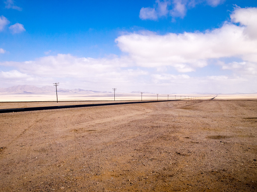 The Road To Luderitz, Namibia
