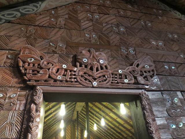 Maori hut @ Field Museum