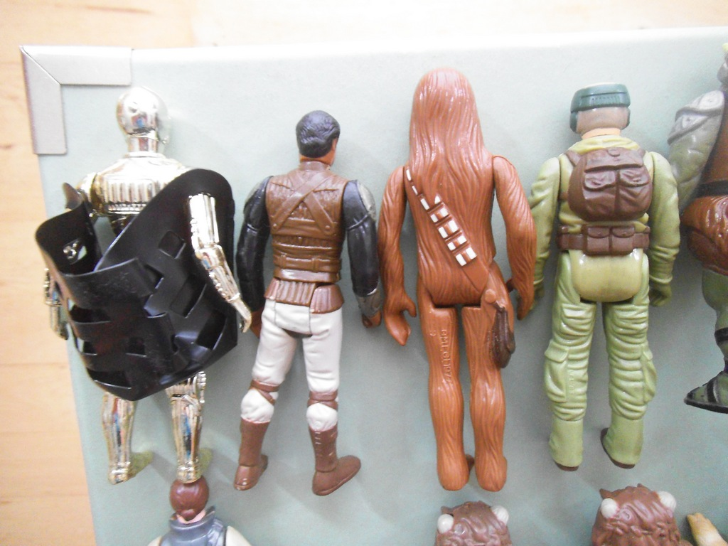 Star Wars childhood collection for sale (9)