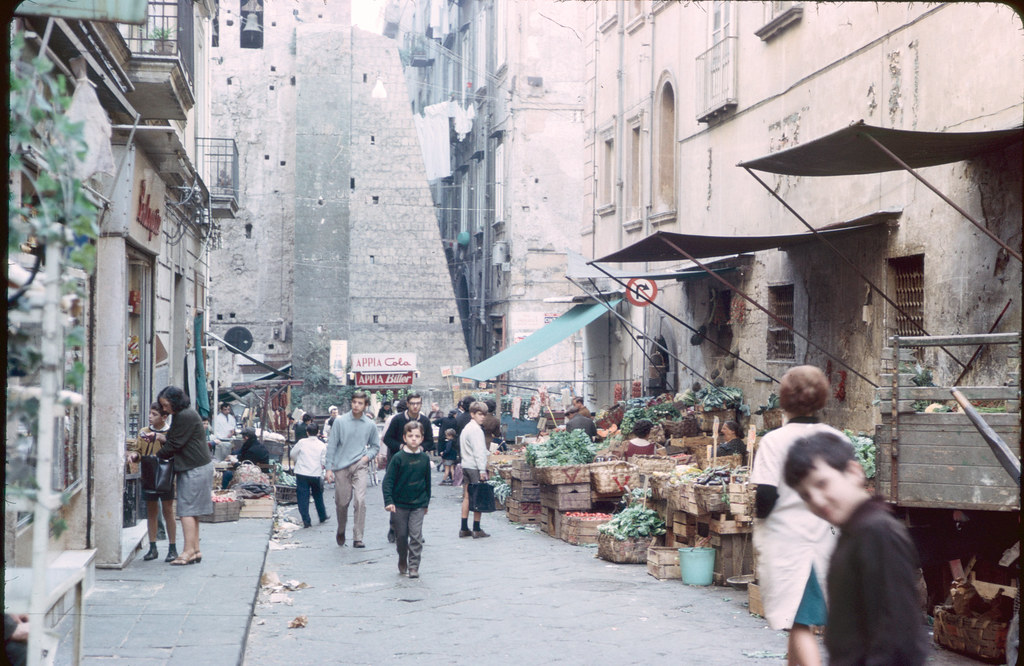 Possibly Naples?