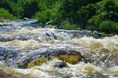 Lower Shannock Falls