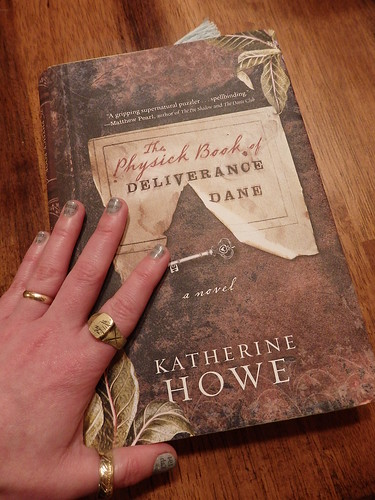 A good book and a good manicure
