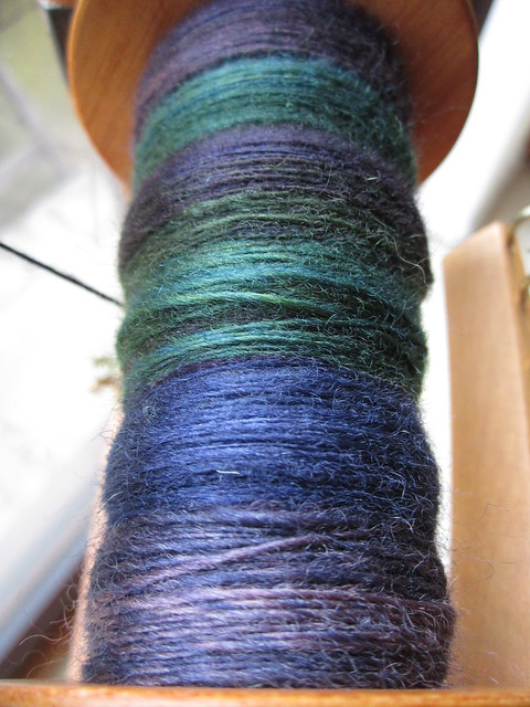 Tour de Fleece 2014 day 8 (2)