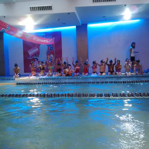 «Μαθήματα Κολύμβησης & Zumbatomic»- 4 Ιουλίου