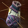 At last the Arne & Carlos yarn is mine! #knitting