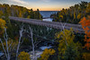 Tettegouche Bridge