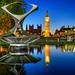 """""""Kinetic"""" Big Ben, London, UK by davidgutierrez.co.uk"""