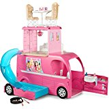 Barbie - Autocaravana superdivertida