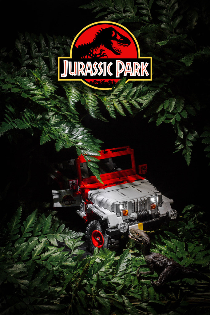 Instruction Jurassic Jeep