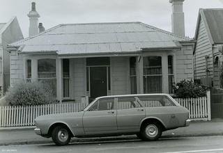 352 Castle Street, 1973