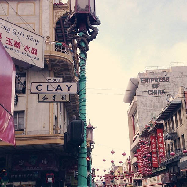 #chinatown #sanfrancisco