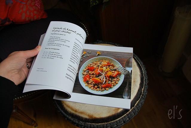 un Livre de nos recettes