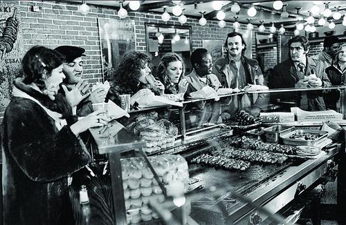 SNL cast 70's
