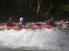 rafting(0.0), vehicle(1.0), sports(1.0), rapid(1.0), river(1.0), recreation(1.0), outdoor recreation(1.0), watercraft rowing(1.0), boating(1.0), extreme sport(1.0), water sport(1.0), kayaking(1.0), whitewater kayaking(1.0), boat(1.0), raft(1.0),