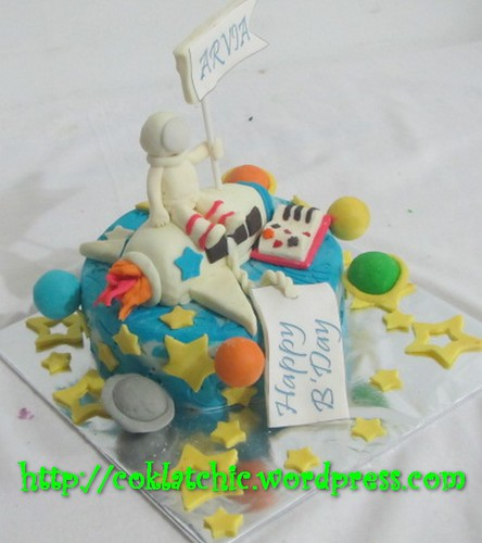 Cake Astronout