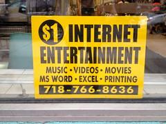 $1 Internet Entertainment