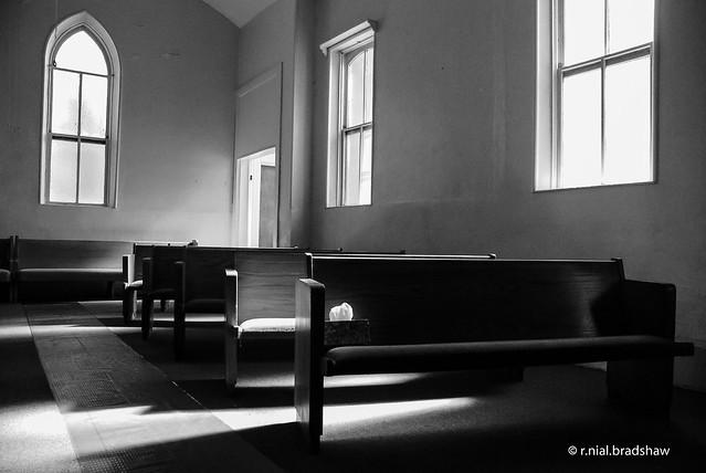 church-pews.jpg from Flickr via Wylio