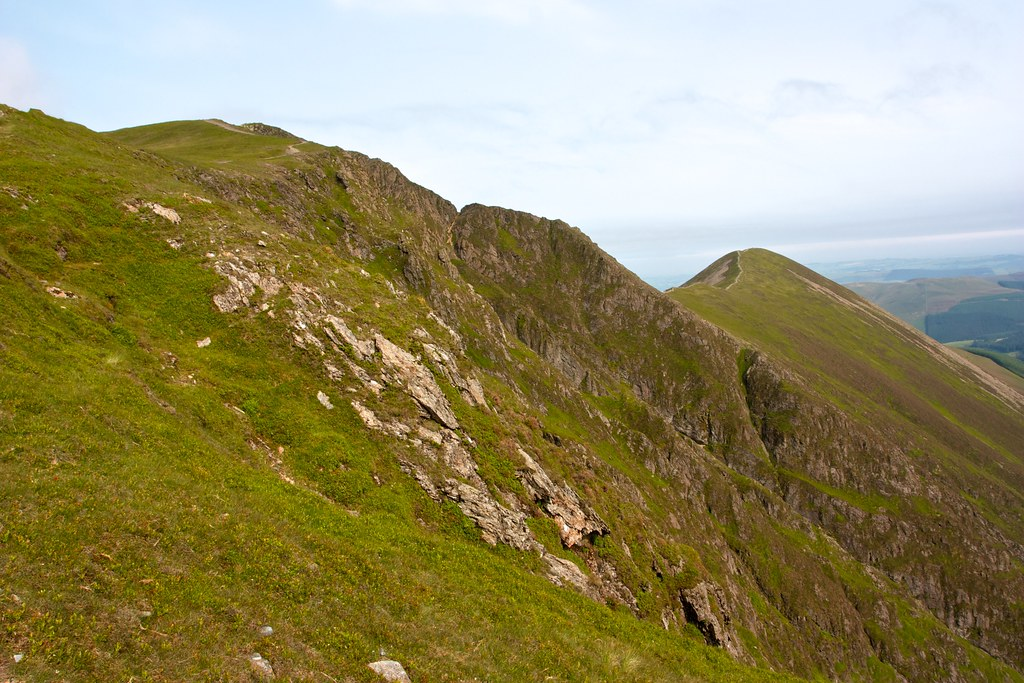 Hopegill Head and Ladyside Pike