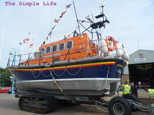 Skegness Lifeboat Day