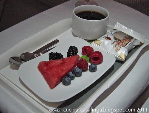 Nachspeise Obst