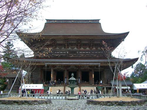 金峯山寺(2010.11.17)