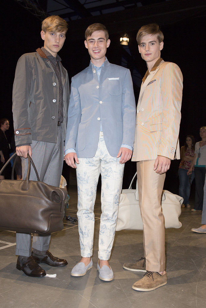 Jeroen Smits3035_SS14 Milan Canali_Anton Worman, Philip Reimers(fashionising.com)