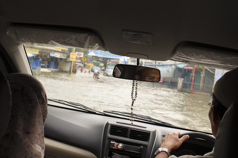 Flooded Streets, Jakarta by Eduardo M. C., on Flick CC