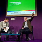 Salman Rushdie | Salman Rushdie reflected on his remarkable career.