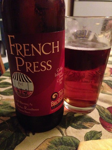 Two Brothers French Press
