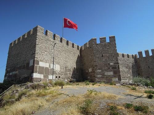 アンカラ城塞