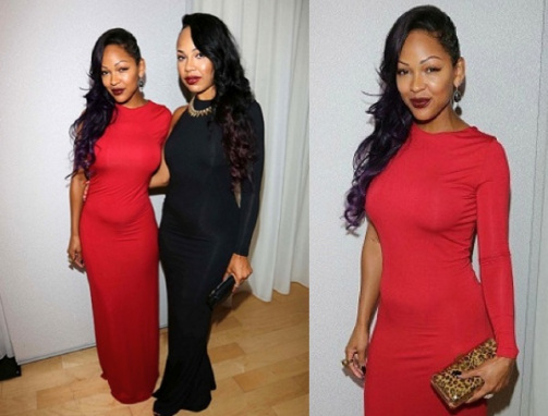 Meagan Good Pregnant