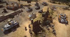Дата выхода Command & Conquer F2P