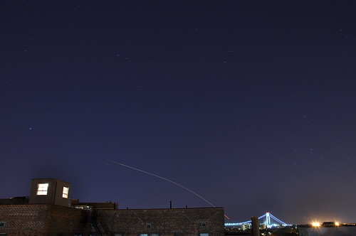 NASA LADEE from Brooklyn 1