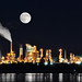 2013-09-02 Refinery Moonrise. Long Exposure Composite (D90 Archives) (1024x680) by -jon