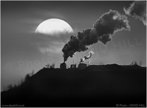 china railroad sunset mine railway trains steam coal sy davidhill fuxin
