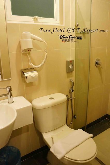 Tune Hotel LCCT Airport 06