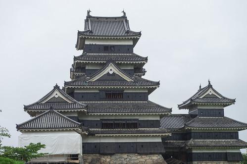 松本城(Matsumoto Castle)