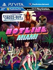 Hotline Miami on PS Vita