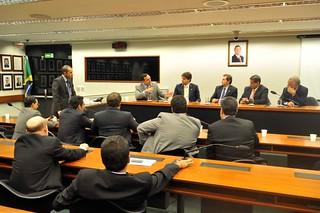 Deputados debatem em Brasília articulação do Solidariedade