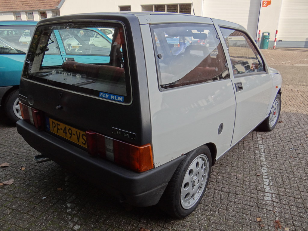 Skitmeisters most recent flickr photos picssr 1986 lancia y10 ypsilon fire vanachro Choice Image