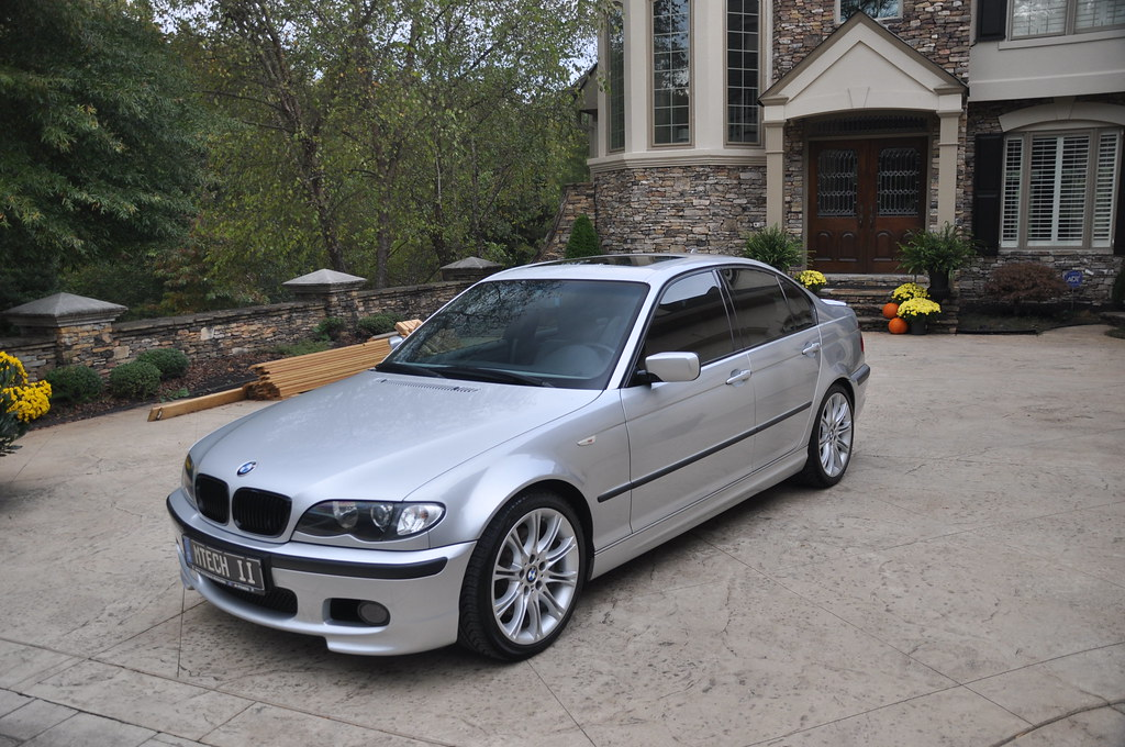 E46 2003 330i Zhp With Bmw Performance Parts