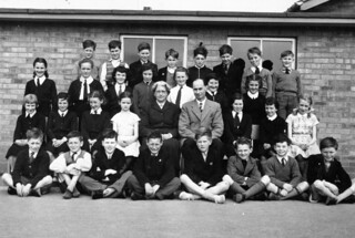St Augustine's class of 1957_