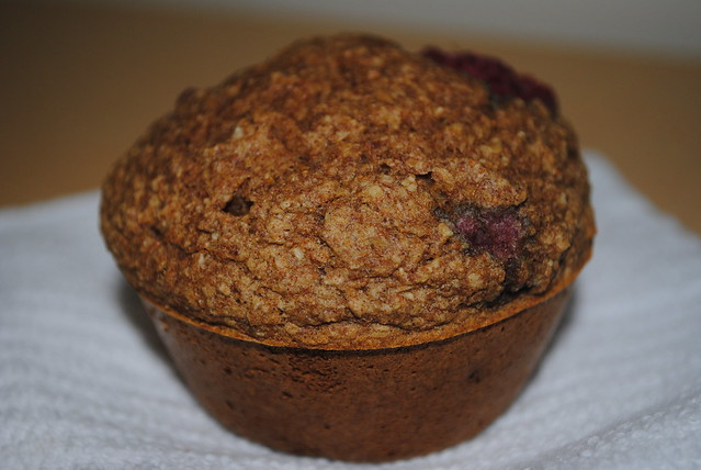 raspberry oat bran muffin (2)