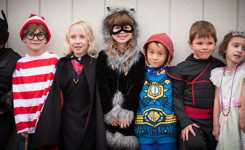 Halloween Lineup
