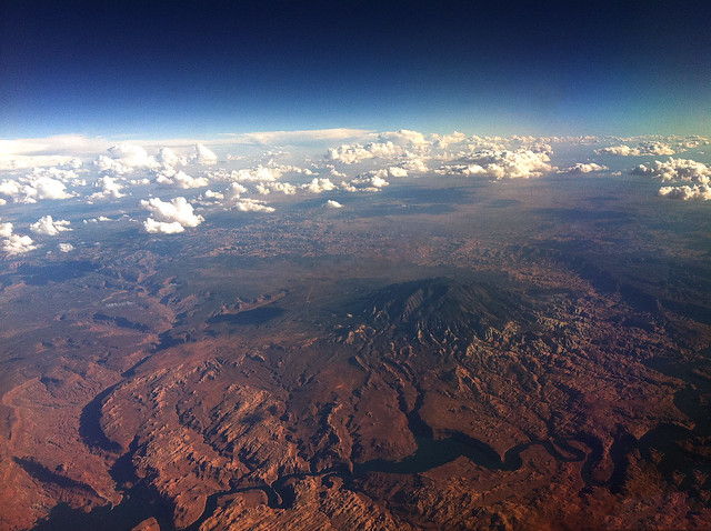 from the canyons' sky by anitam.com