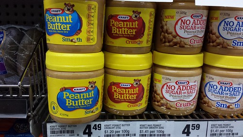 Kraft Peanut Butter