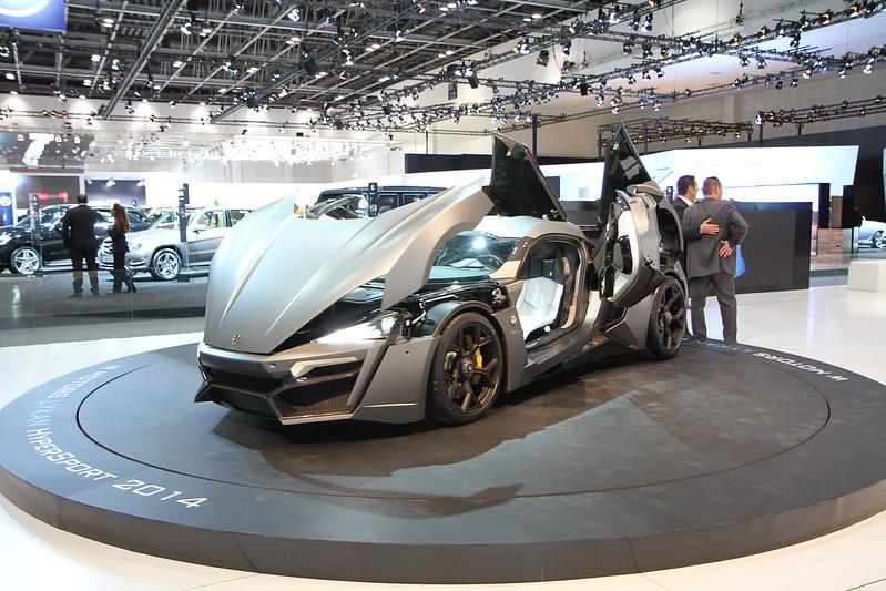 W Motors Lykan Hypersport Dubai Picture Dubai Informer