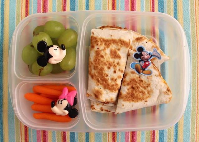 Preschool Mickey Bento #540